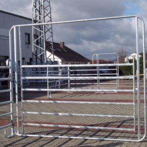 Barrière porte arche – 3m