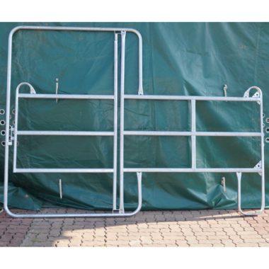 Barrières portes Hauteur 1m40 - 3 traverses