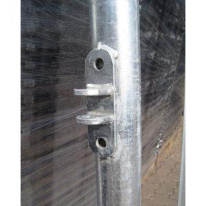 Poteaux pour porte de parc WTAC / Charniéres