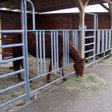 Barrières portes d'alimentation - 3 modèles