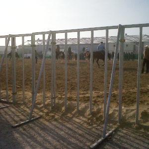 Barrière taureau 3m x 1m80